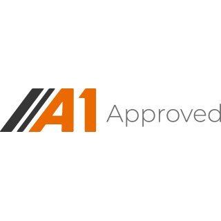 A1 Approved Logo